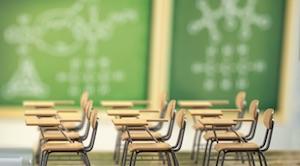 school desks chairs online seminar